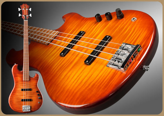 how to build an electric bass guitar